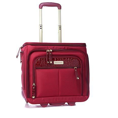 Shop Samantha Brown Expandable Cabin Bag 8565253, read customer reviews and more at HSN.com.