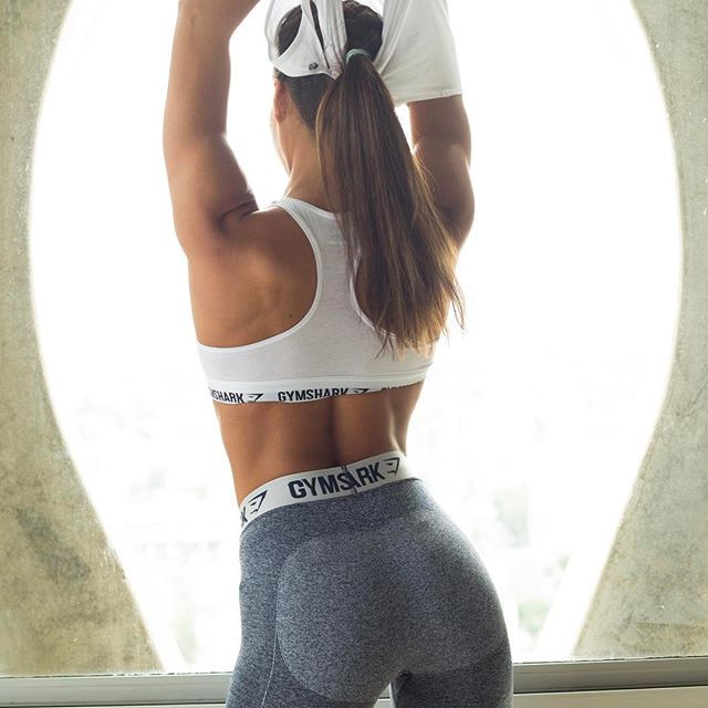 On a new Flex. The moment you've been waiting for. The new Flex workout leggings are here in four colours. Form hugging and figure flattering, the Gymshark Flex Leggings combine our seamless knit with beautiful design so you can squat in confidence.