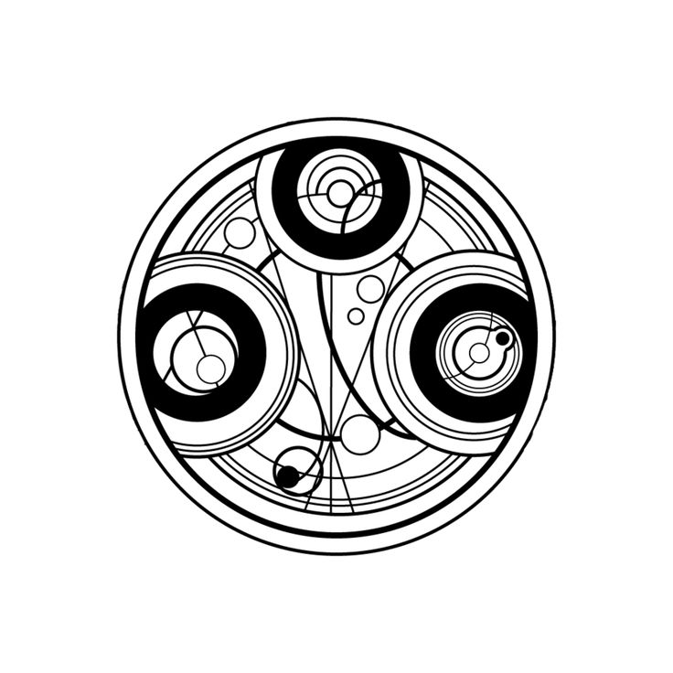 Looking to get a tattoo. What does this symbol mean? Or any other doctor who symbol for that fact. - Imgur