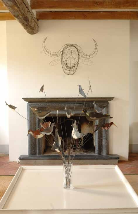 camino salotto  living room fireplace