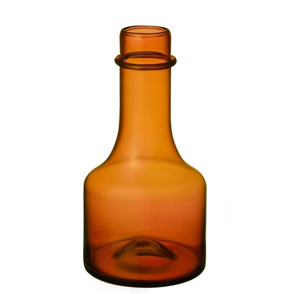 Wirkkala 2015 bottle 117x229 mm, copper, by Iittala.