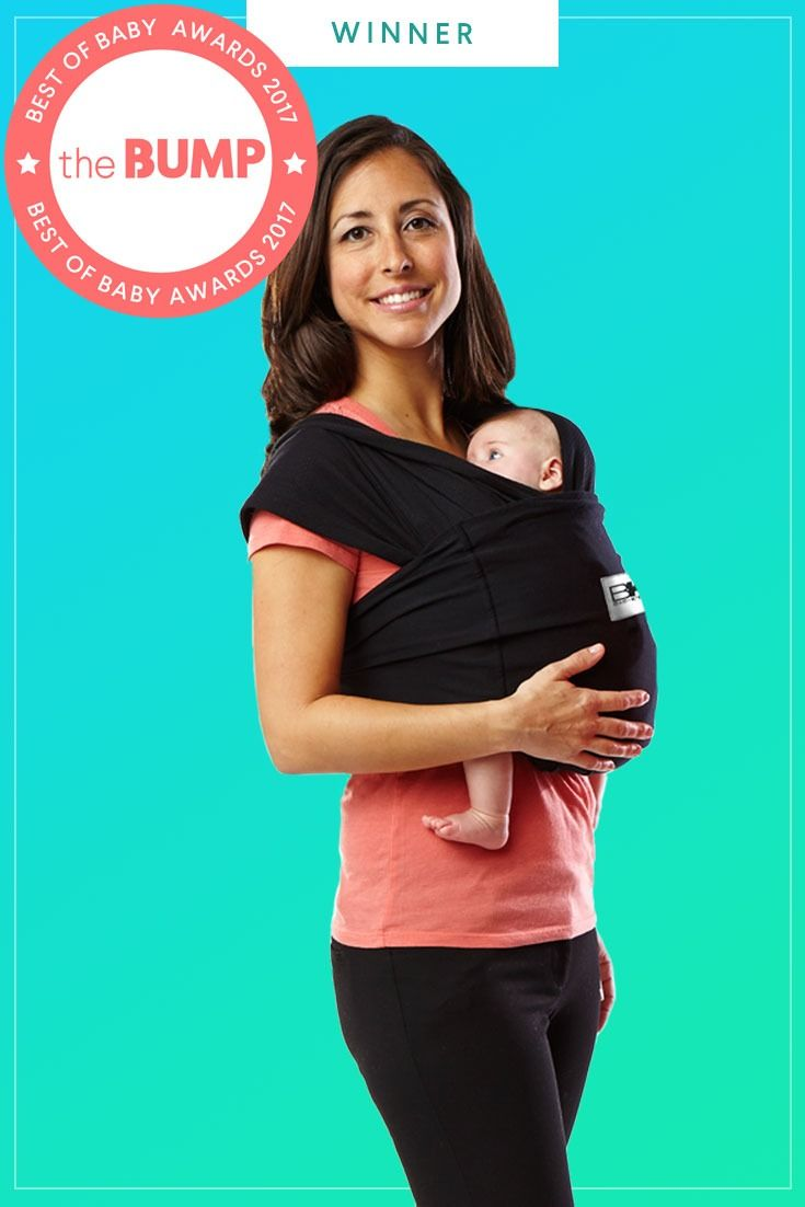 This baby wrap makes baby wearing easy and foolproof every time.