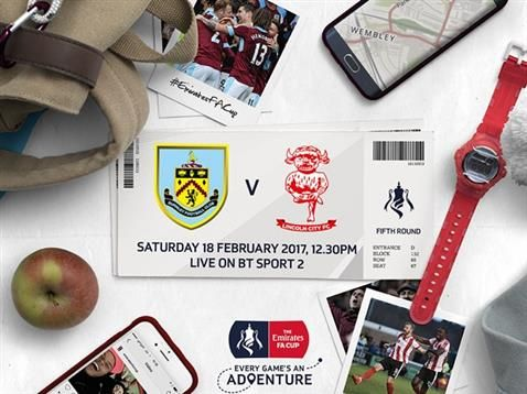 Ticket News: Burnley v Lincoln City
