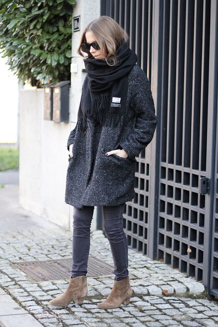 Image Result For Scandinavian Street Style Winter
