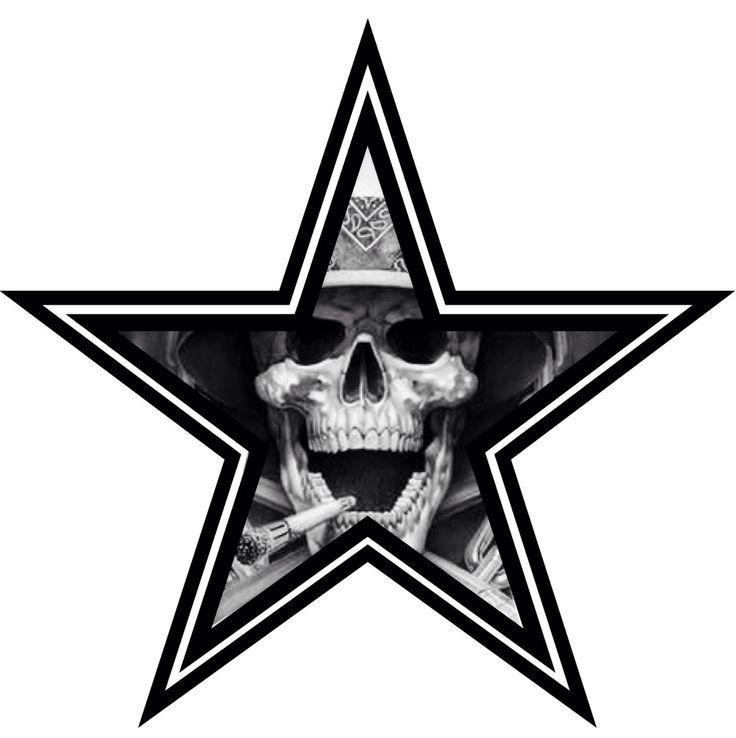Dallas Cowboys Skull Dallas Cowboys Pinterest Skulls
