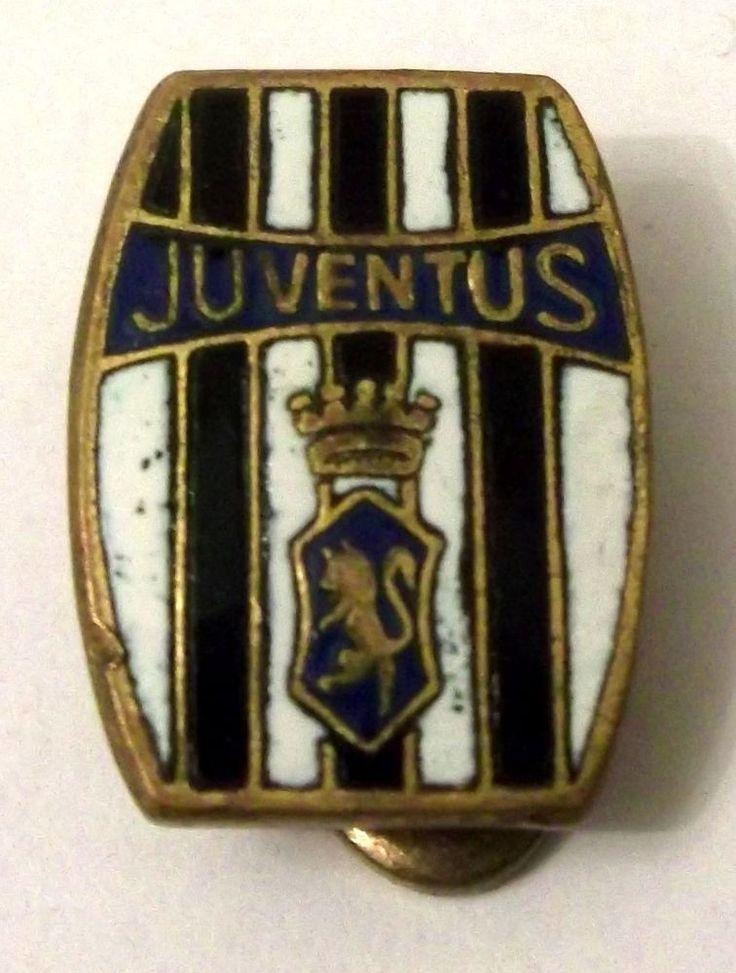 Distintivo Juventus Smaltato