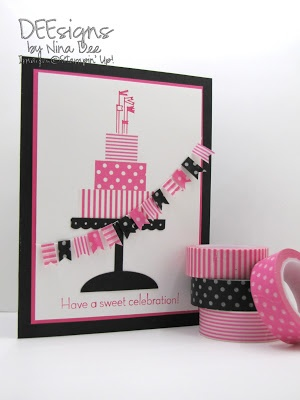 Deesigns by Nina Dee: Cupcake Inspirations 200th Challenge Celebration!
