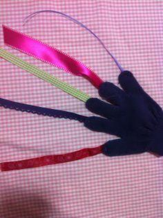 Kribbelhandschuh