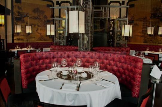 Tse yang. Hotel María Cristina, Donostia-san sebastián. Amazing Chinese Restaurant!