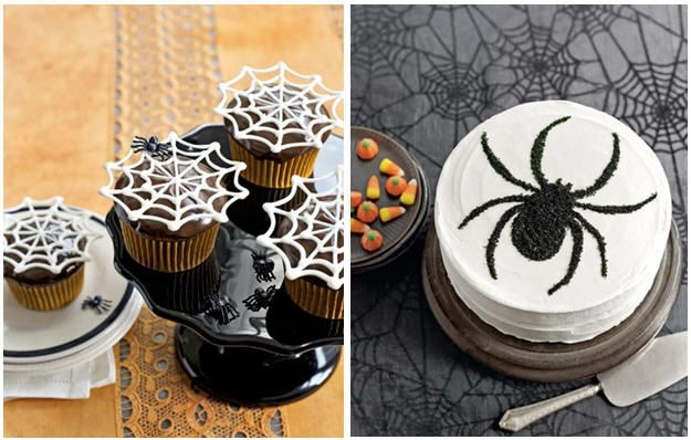 Halloween Cupcake Decorating Ideas Spider Web : 1000+ images about Trick or Treat! on Pinterest Spider ...