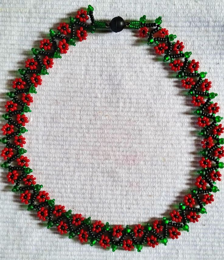 thread a you images ll patterns needles jewelry need best both start through beaded first on tutorials cantanhede pedraria seed to bead beads pinterest