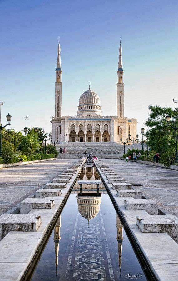 Mosquée Emir Abdelkader, Constantine, Algeria