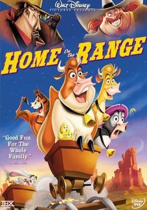 "home on the range disney | Disney's ""Home On The Range"" Released April 2, 2004 | Disney ..."