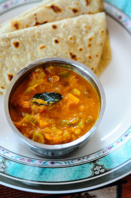 Mixed Vegetable Curry-Vegetable Curry Recipe-Chettinad-Style