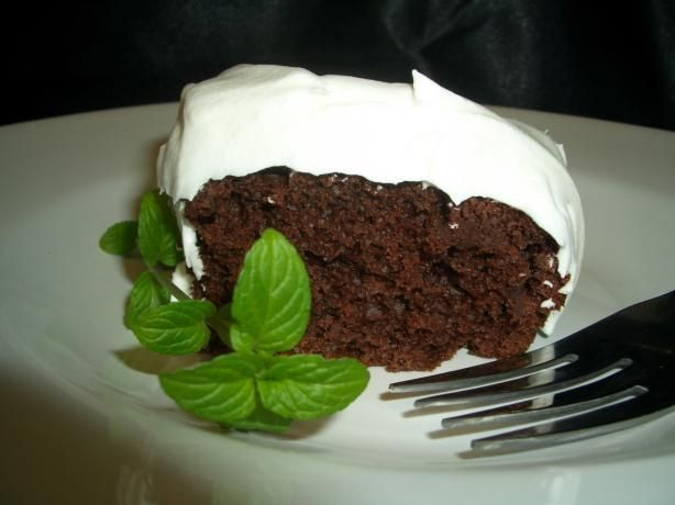 "Diet Coke Cake: ""A friend in college gave me this recipe, if you can even call it that! This cake comes out so moist and delicious! For those of you who are worried, it doesn't taste like Diet Coke - I promise!"" -AnnieLynne"