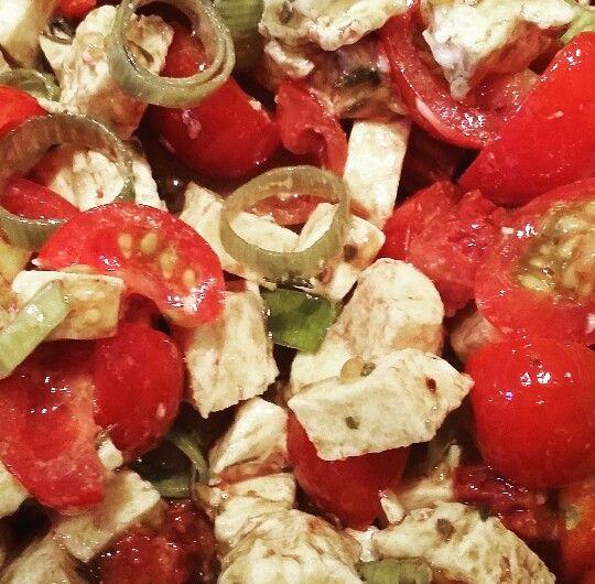 Mozzarella-Tomaten Mix