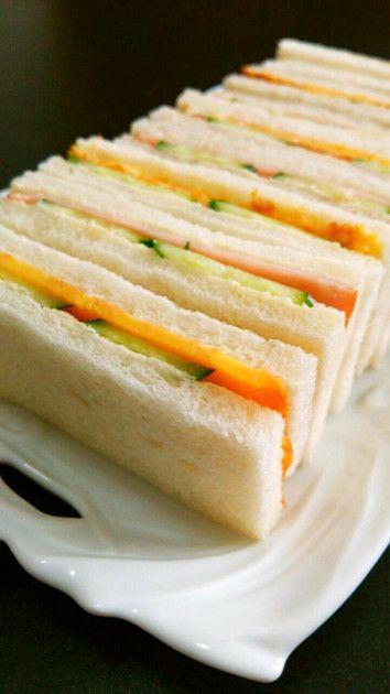 マヨがポイント!喫茶店のサンドイッチ by ねっちゃんっ [クックパッド] 簡単おいしいみんなのレシピが224万品