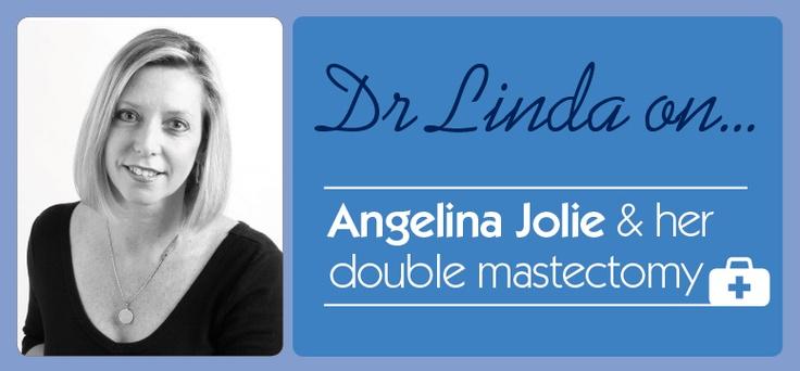 Angelina Jolie & her double mastectomy It's My Health