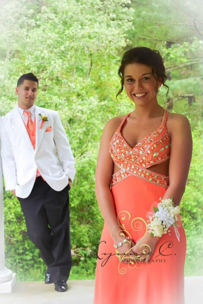 Prom Photoshoot Idea | Lynnie C Photography | Portsmouth, RI