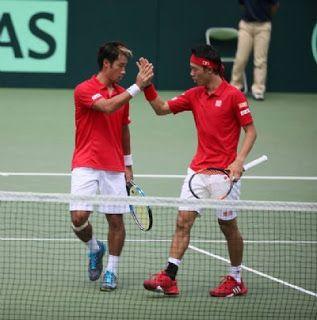 Blog Esportivo do Suíço:  Japão e Austrália fecham, Suíça passa à frente na Copa Davis