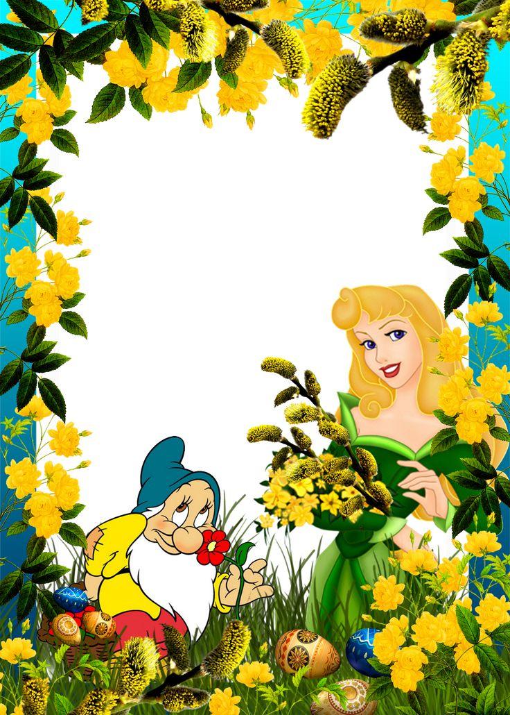 Pin de Lynn em Paper (Disney) | Disney scrapbook, Borders ...