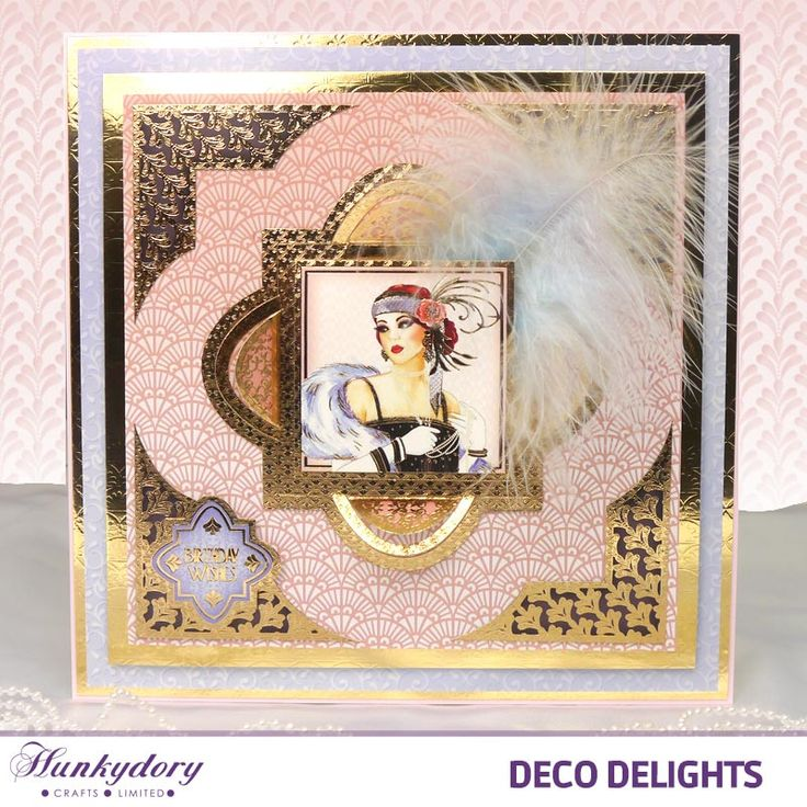 Deco Delights - Hunkydory | Hunkydory Crafts