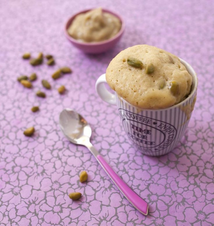 Cake Sal Ef Bf Bd Dans Un Mug