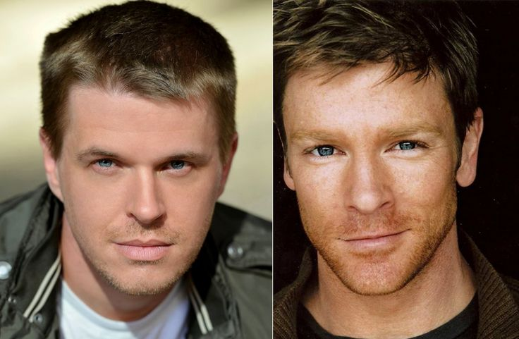 young and the restless pictures of cast | David Tom Out at 'The Young and the Restless', Replaced by Burgess ...