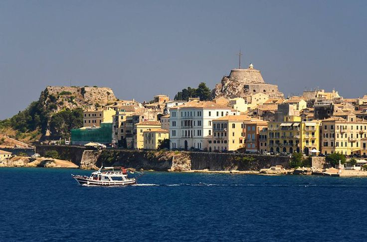 Corfu resort is the ideal spot for a first family holiday, writes Kate Whiting.