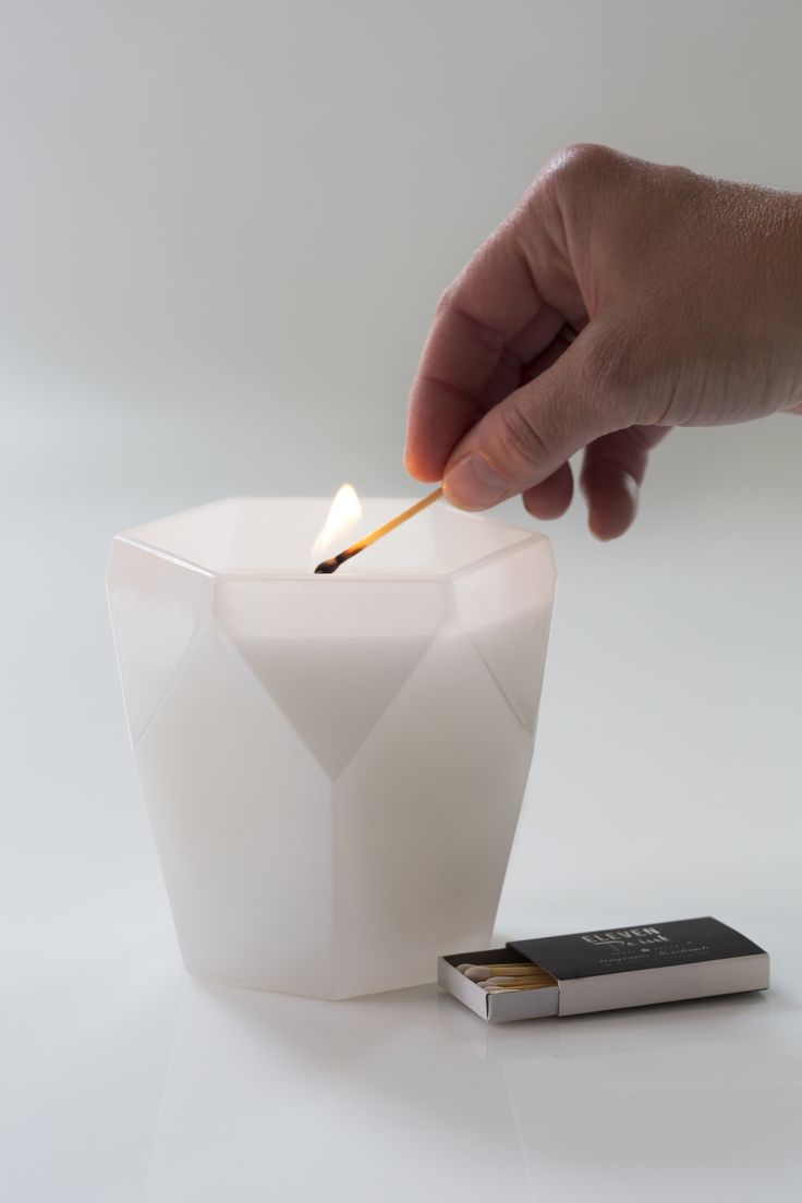 best eleven point candles images on pinterest - bring a modern accent piece into your home the architect is sophisticatedpretty and