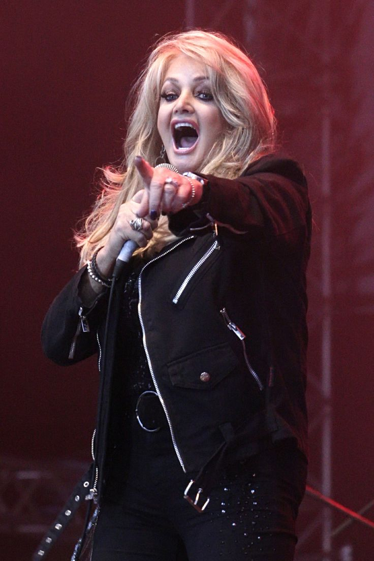 Bonnie Tyler in Potsdam, Germany - 29/06/2013 (source gettyimages.com) #bonnietyler #gaynorsullivan #gaynorhopkins #thequeenbonnietyler #therockingqueen #rockingqueen #music #rock #2013 #germany #potsdam #concert