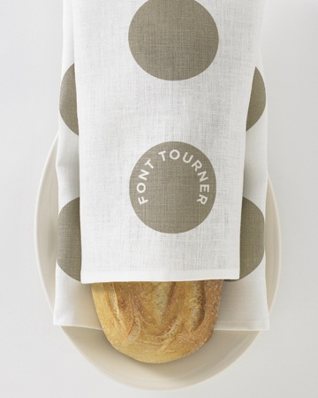 french dots make the world go 'round... slate grey on oyster linen, from studiopatro.French Dots, Teas Towels, Tea Towels, Design Teas, Oysters Linens, Dots Linens, Clothing Towels, Linens Teas, Towels Servings