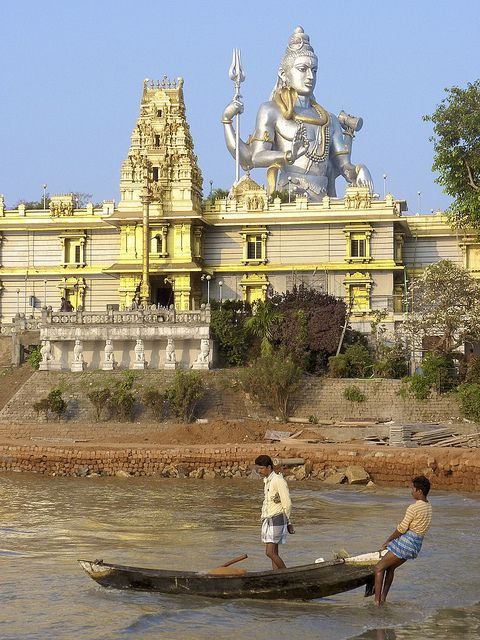 Lord Shiva in Murudeshwara -- Karnataka, India