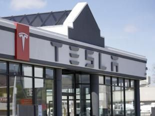 Tesla's share price surge came on the heels of that positive analyst comment, but the landmark crossed today only concerns stock valuation.