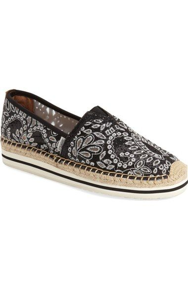 Joy & Mario 'Fortaleza' Espadrille Slip-On (Women) available at #Nordstrom