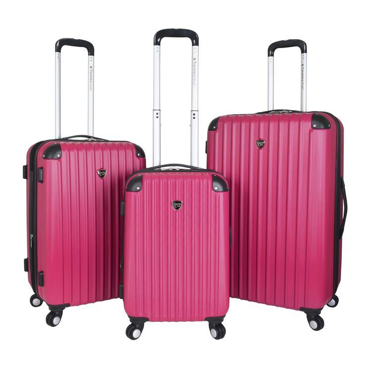 12 best Best Hardside Luggage Sets images on Pinterest | Hardside ...