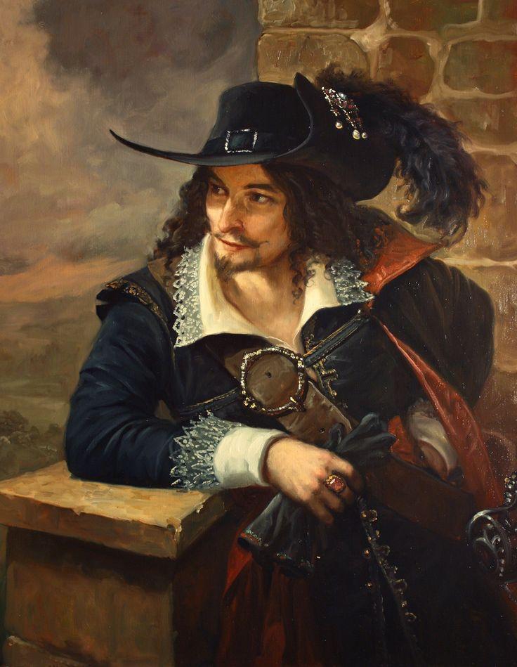 Мушкетеры в картинах художников