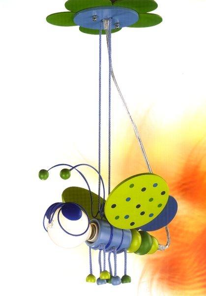 παιδικό φωτιστικό μελισσούλα