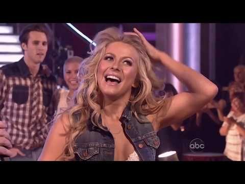 Blake Shelton - Footloose (10.11.2011)(Dancing With The Stars HD) - YouTube