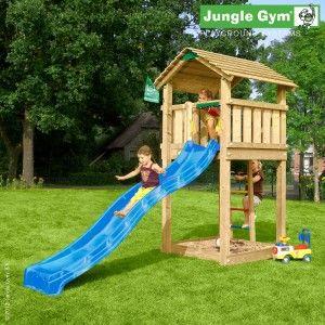 Elegant Jungle Gym Outside