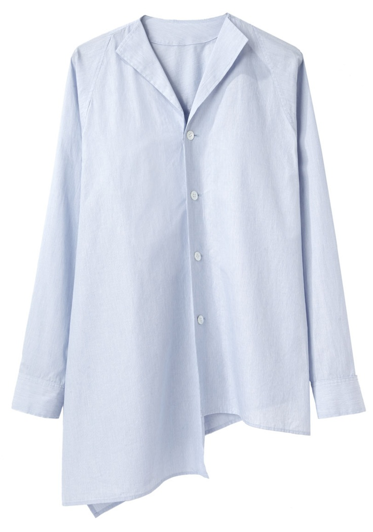 Y's / Asymmetry Shirt