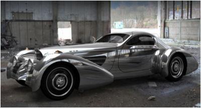 V-12 powered aluminum clones of the Figoni & Falaschi Type 165 1939 Delahaye and Van Vooren Shah of Persia 1939 Bugatti