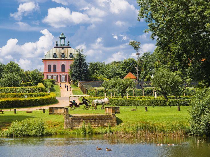 #Fasanenschloss #moritzburg #germany #castels #dresda