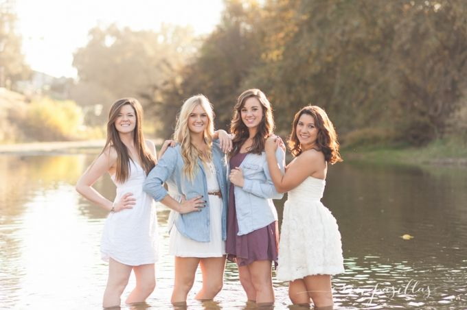 senior girl photo picture posing ideas #photography {best friend session}