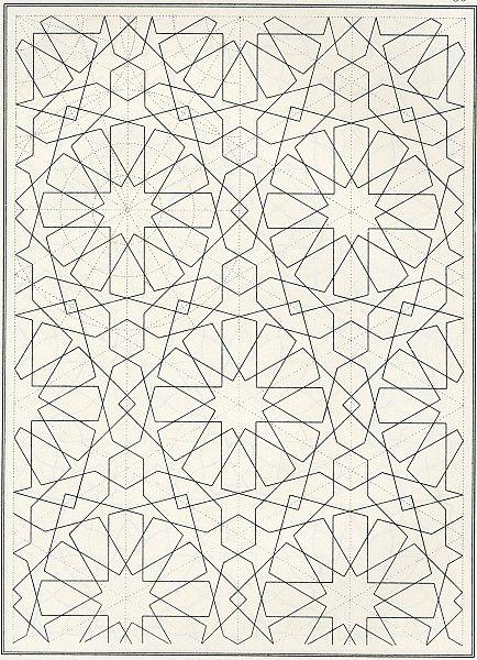 Pattern in Islamic Art - BOU 080