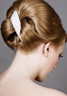 Rachel Trevor Morgan headpiece