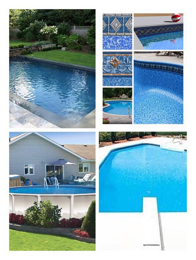 8 best pool liners images on pinterest swimming pools for Pool design generator