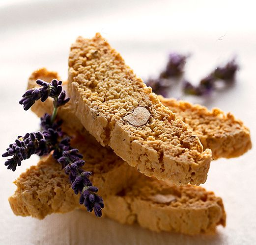 Lavendelskorpor   Recept från Köket.se