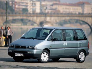 Fiat Ulysse (220) '1999–2002