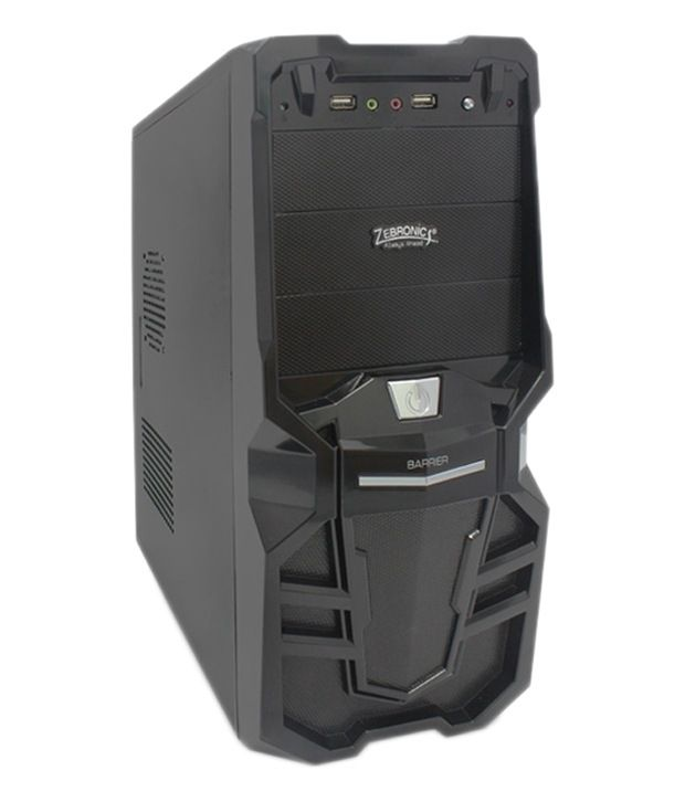 Zebronics Barrier cabinet Without SMPS(ZEB-854B)